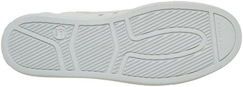 G-STAR RAW Thec Mono, Baskets Basses Homme Blanc (bright white 1322)