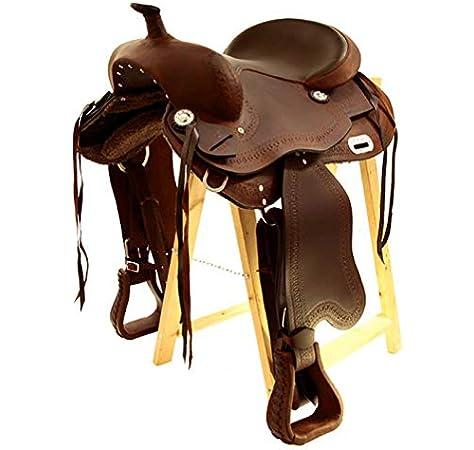 Pferdesattel Western Steigbügel Reiten Stahlbügel Mit Schaumstufen