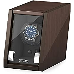 Beco Watch Winder Castle 1 Walnut