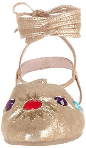 Xyxyx Xyxyx, sac à bride femme Doré