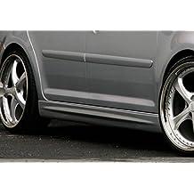 Rieger Seitenschweller schwarz matt für VW Corrado 88-95 53I