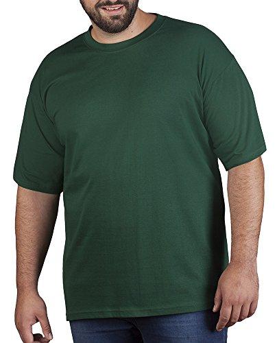 Premium T-Shirt Plus Size Herren, XXXL, Waldgrün
