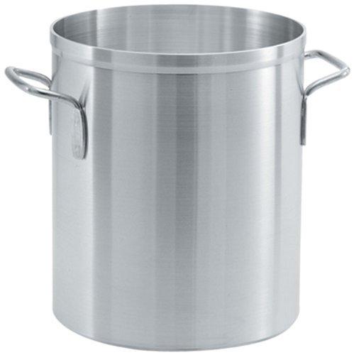 Vollrath 67520 Wear-Ever Classic Aluminum Stock Pots, 20-Quart by Vollrath 20 Quart Stock Pot