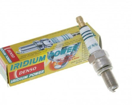 Candela di accensione denso iu24 Iridium Power