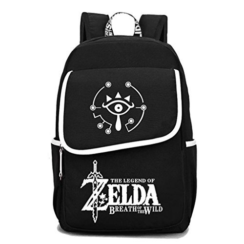 Yoyoshome Luminous Anime Leyenda Zelda Cosplay Bookbag