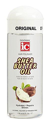 Fantasia IC Sheabutter Oil Polisher 178ml - Fantasia Ic-shea-butter