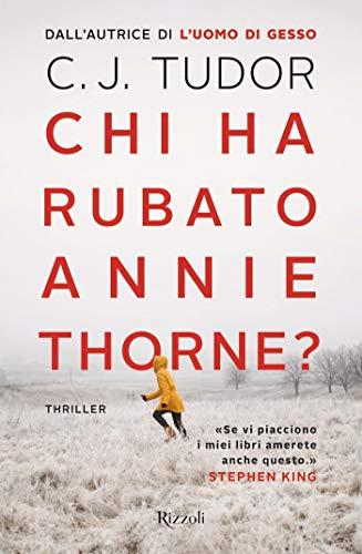 Chi ha rubato Annie Thorne? di [Tudor, C.J.]