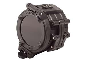 """SureFire FM63 filtre infrarouge pour 1,47 """"lampes Diamètre lunette - 2011 Modèle - FM63 infrarouge"""
