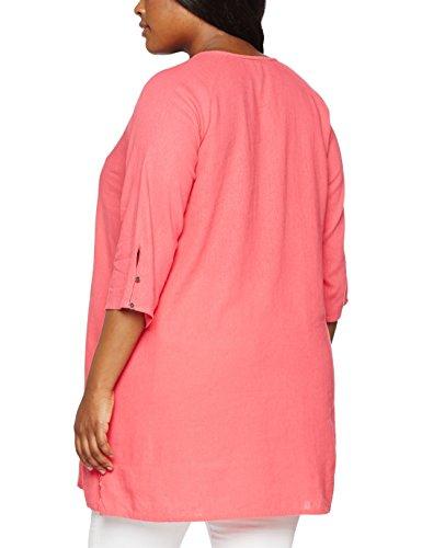 ADIA Syra, Chemisiers Femme Rot (Pink tulip 3991)