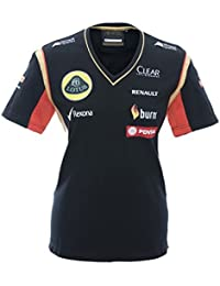 Lotus F1 réplica señoras camiseta 2014 – XL