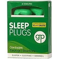 Get Plugged Sleep Plugs. 7 Paar Ohrstöpsel zum Schlafen, Ausruhen, zu Studieren. preisvergleich bei billige-tabletten.eu