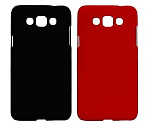 Winsome Deall 2 Pieces of Exclusive Quality Hard Back Cover Case For Samsung Galaxy Grand 3 SM7200