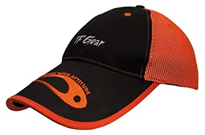 TF Gear New Carp And Sea Fishing Baseball Cap from TF Gear