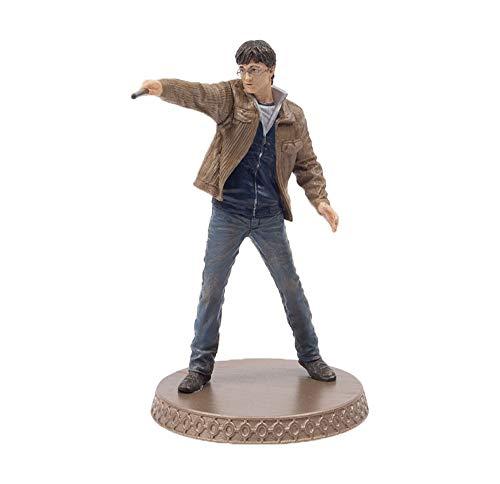 HARRY POTTER Wizarding World Figurine Collection Sammelfiguren Standard (Aus Potter Requisiten Harry)