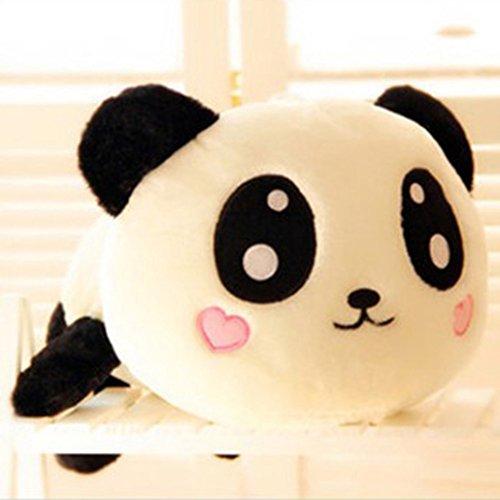 Fancyku Cute Animal Panda Plush Doll Kids Soft Stuffed Cartoon Toy Pillow Birthday Present