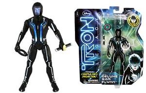 Spin Master Tron 6014137 Deluxe - Figura de acción, 20 cm, Modelos Surtidos