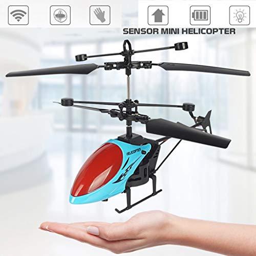 Markthym Flying Mini RC Infraed Induction Helicopter Aircraft Flashing Light Toys For Kid Fliegen Mini RC Infrarotinduktions-Hubschrauber-Flugzeug-blinkendes Licht spielt für Kind - 1200 Portable Gps