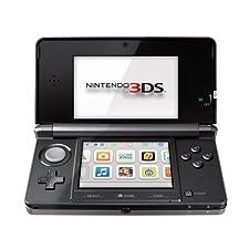 Nintendo 3DS - Console, Cosmo Black