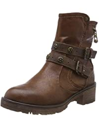 Amazon.fr   Mustang - Bottes et bottines   Chaussures femme ... bf78a3255486