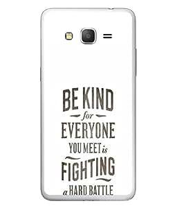 FUSON Designer Back Case Cover for Samsung Galaxy Grand 3 :: Samsung Galaxy Grand Max G720F (Good Idea Great quote Success Quote)