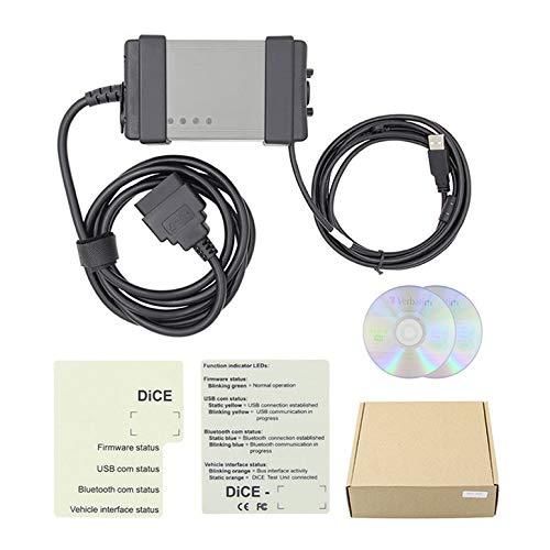 agnosetester-Scanner-Service-Kabel USB für Volvo Car Vida Dice 2014d ()