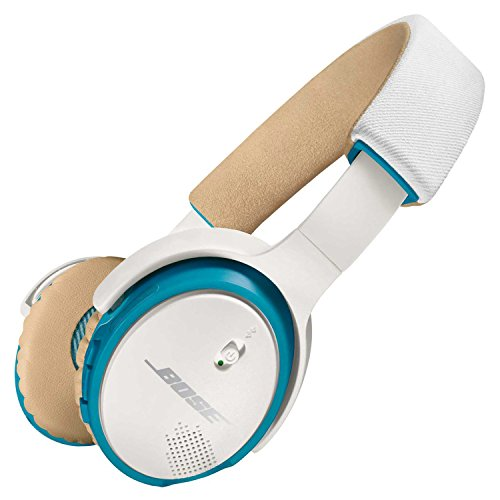 Bose SoundLink Cuffie Bluetooth On-Ear, Bianco