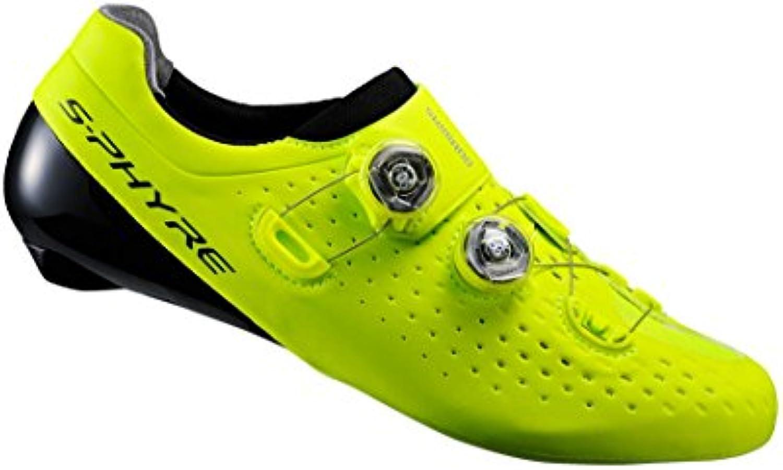 Shimano SH-RC9Y - Zapatillas - amarillo Talla 44 2017  -