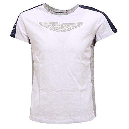 7715r-maglia-bimbo-aston-martin-banchero-bianco-grigio-blu-t-shirt-kid-10-years