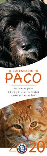 Il calendario di Paco 2020
