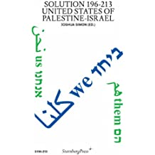 Solution 196-213 : United States of Palestine-Israel