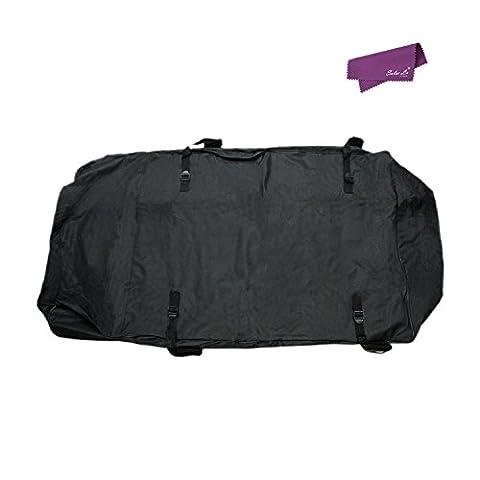 SalesLa Dach Fracht Bag Box Tr?ger Wasserdicht f¨¹r Autos mit Dachreling (Wasserdichtes Dach Fracht Bag)