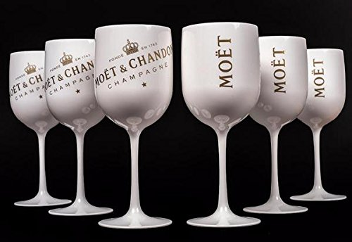 1x MOET CUP CHANDON CHAMPAGNER Sanzibar Champagne Moet Chandon Ice Imperial