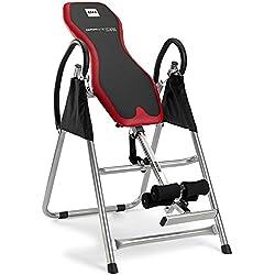 BH Fitness Gravitix G400RF tabla de inversión - Para estirar columna vertebral y músculos