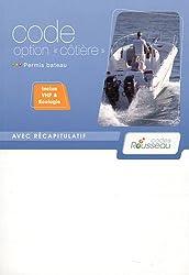 CODE ROUSSEAU CODE OPTION COTIERE 2012