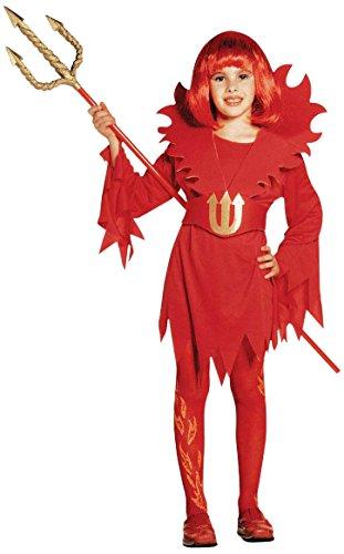 WIDMANN Costume da Diavolessa