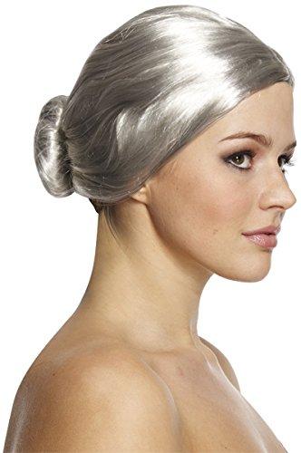 Emmas Kleiderschrank Granny alte Dame Wig ()