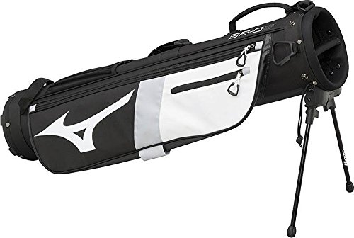 Mizuno brd2s Golftasche, unisex erwachsene, schwarz