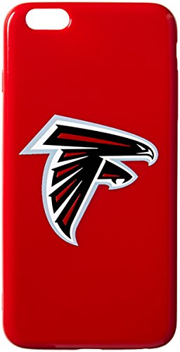 Forever Atlanta Falcons iPhone 6 Plus TPU Silicone Soft Protective Slim Case