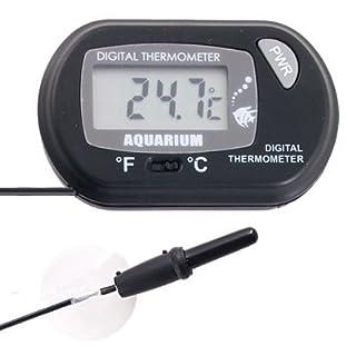 fitTek Termometro Digital LCD Medidor para Acuario Terrario (B00CKIEZ2E)   Amazon price tracker / tracking, Amazon price history charts, Amazon price watches, Amazon price drop alerts