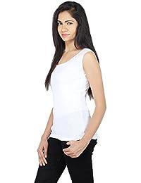 60bc0d66 Amazon.in: Sleeveless - Tops, T-Shirts & Shirts / Girls: Clothing ...