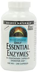 Daily Essential Enzymes
