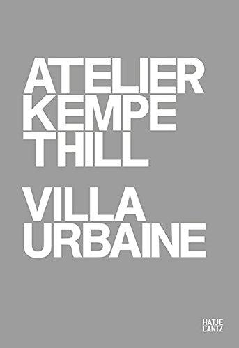 Atelier Kempe Thill : villa urbaine