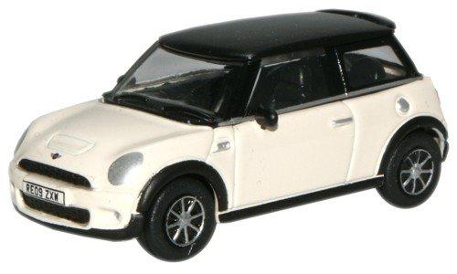 oxford-diecast-76nmn002-pepper-white-new-mini