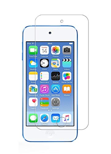 M.G.R.J® Tempered Glass Screen Protector for Apple iPod Touch 7th Gen / 6th Gen / 5th Gen