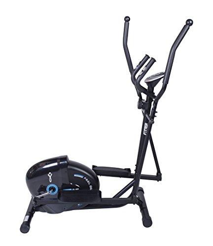 FYTTER Bicicleta Elíptica Crosser Cr-4Bx Azul/Negro