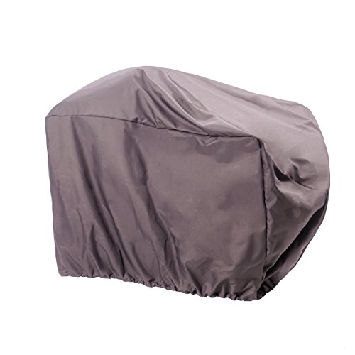 Essentials by Loft 25® Wasserdicht Displayschutzfolie Outdoor Cover für Kinder Ride on/Elektrische Autos/Quad-Bikes, Grau