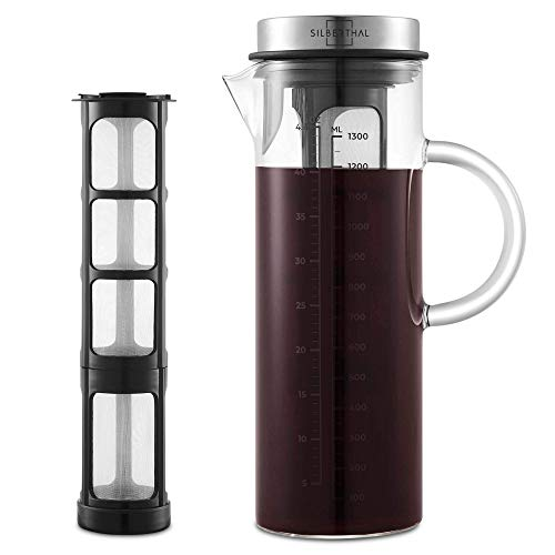 SILBERTHAL Kaffeebereiter - Cold Brew Coffee Maker