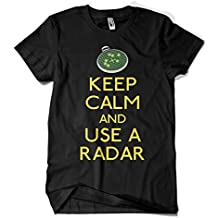 1380-Camiseta Use A Radar (Karlangas)