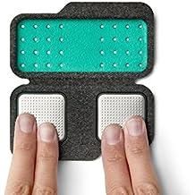 AliveCor Kardia Mobile EKG Set (EKG Set + Filzhülle)