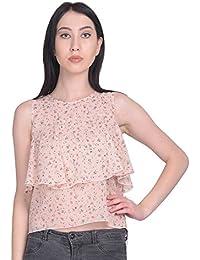 d28b6cdf48eb4 Sleeveless Women s Tops  Buy Sleeveless Women s Tops online at best ...